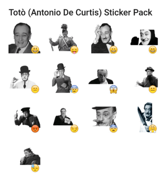 Telegram: gli stickers non bastano mai? Eccone altri! 6