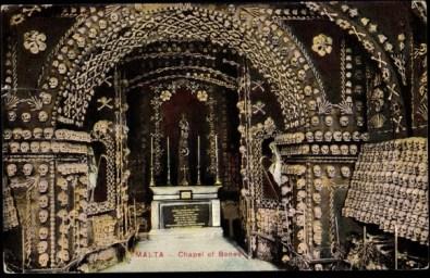 Bones Chapel Malta