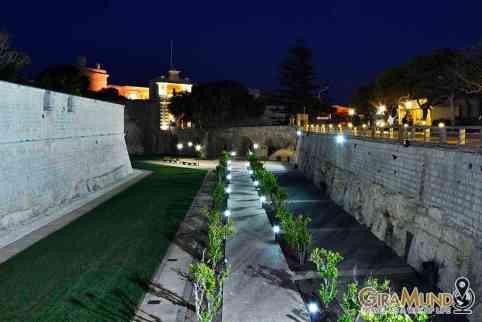 Garden in Mdina
