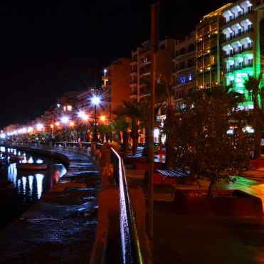 Waterfront in Sliema