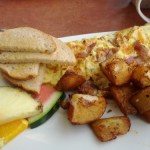 Breakfast at Panagio's
