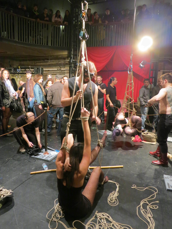 New orleans bondage club