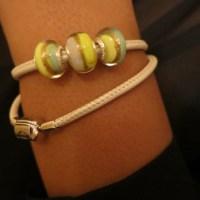 Persona Leather Wrap Bracelet