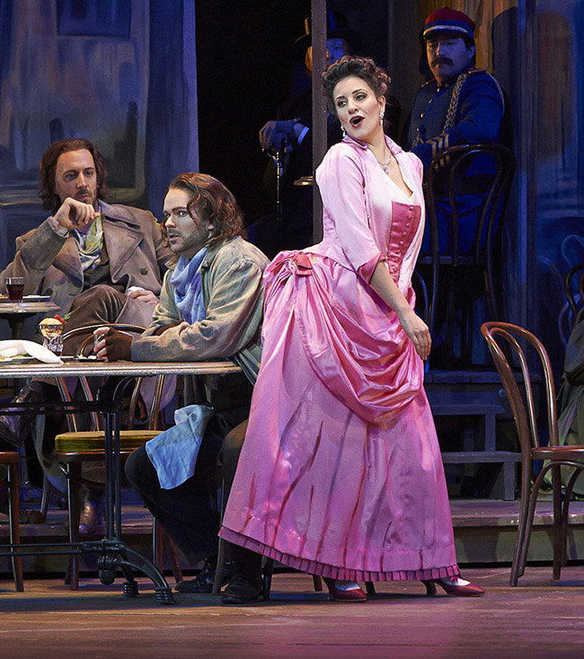 La Bohème: Starving Artists, Paris and Love.