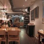 Dinner at BIVY Cafe