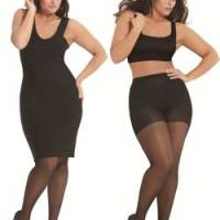 Silks Beautiful: Full Figured Tights