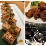 Dinner at Kinka Izakaya North York