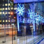Flurry: Installation in Brookfield Place