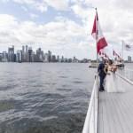 Whimsical Nautical Wedding at the RCYC on the Toronto Islands
