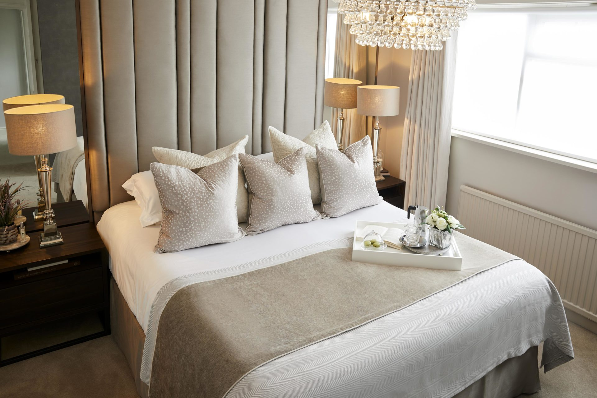 Home Design Bedroom 5 Ways To Achieve A Luxury Boutique Hotel Style Bedroom Girl