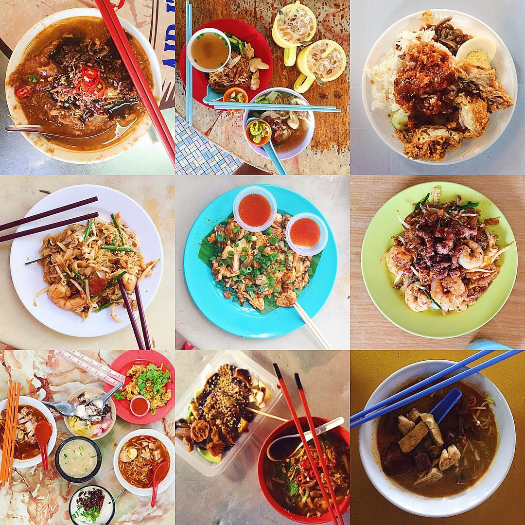 Cuisine Royale Eat Food Penang Food Guide Must Eat Food And Where To Find Them Girl Eat