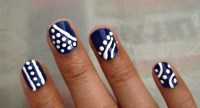 Simple Nail Art Step By Step For Beginners