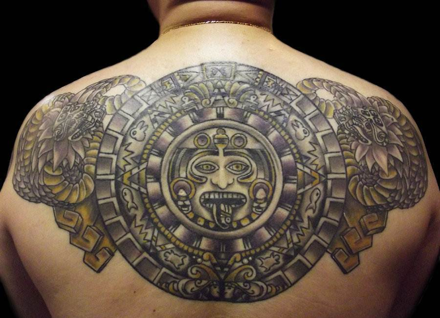 Mayan Symbols And Meanings Whats Your Sign Mayan Tattoo Designs Girl Gloss