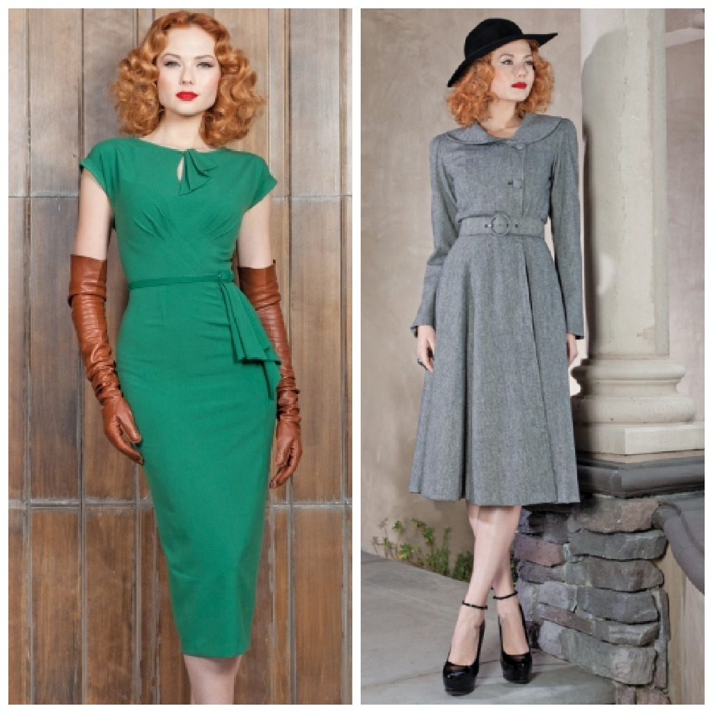 Look Retro Get A Trendy Vintage Look With Retro Dresses Girl Gloss