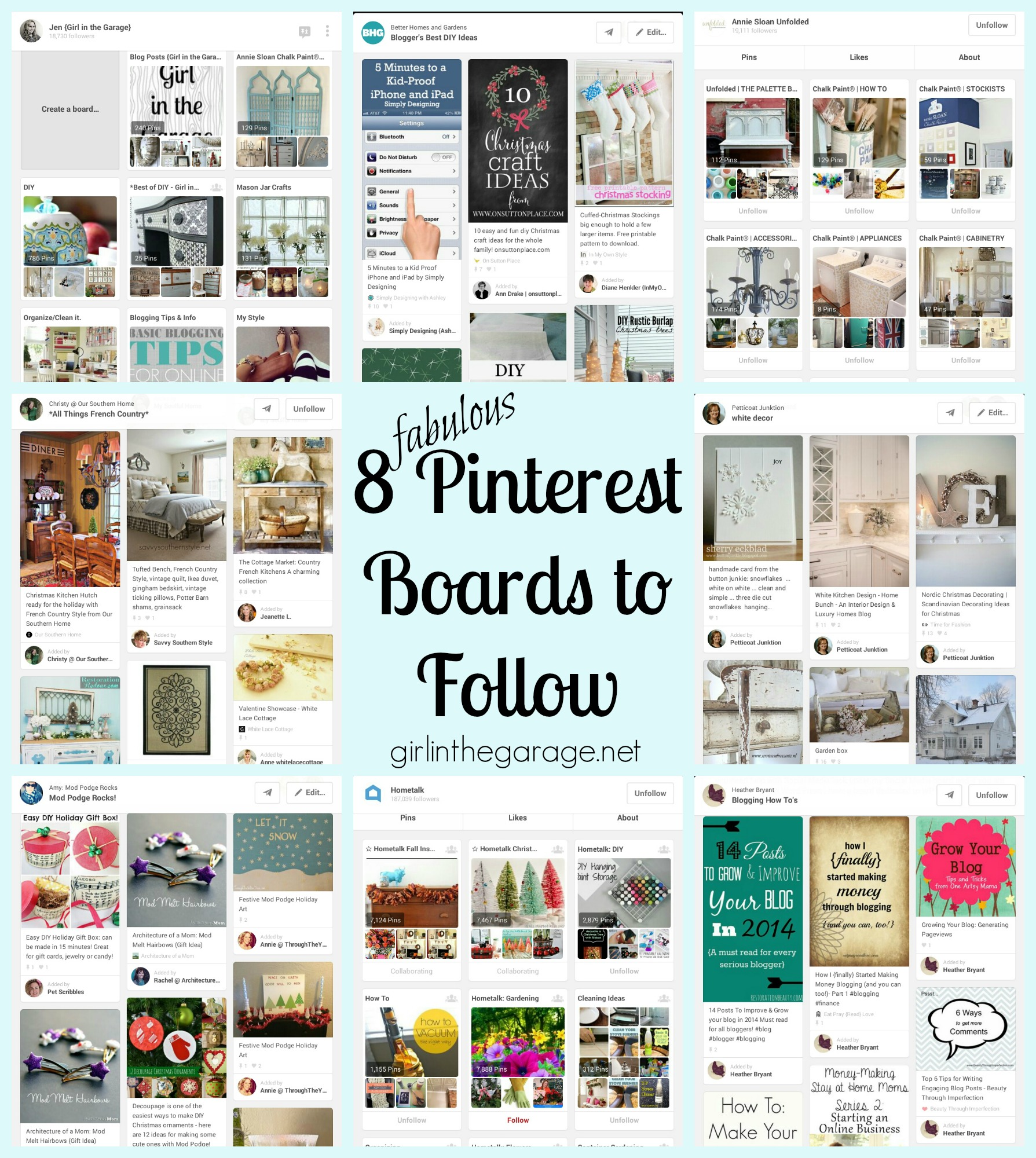 Diy Pinterest 8 Fabulous Diy And Home Pinterest Boards To Follow