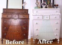 Before and After: Refurbished Dresser - Girl Meets Brooklyn