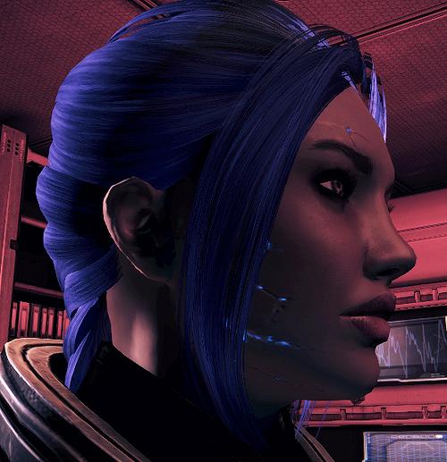 Mass Effect Femshep Hair Mods GIRLPLAYSGAME