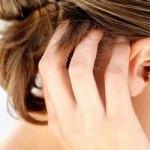 頭皮のフケやかゆみ