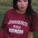 thumbs oklahoma sooners girls 94