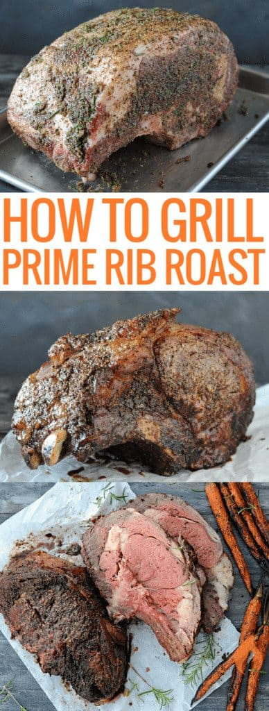How to Grill Prime Rib Roast Girls Can Grill