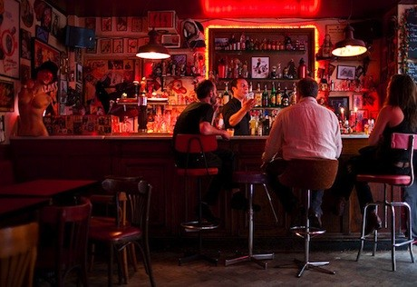 Le Fanfaron, Paris Rock n Roll Bar DIVES \ HANGOUTS Pinterest - bar manager