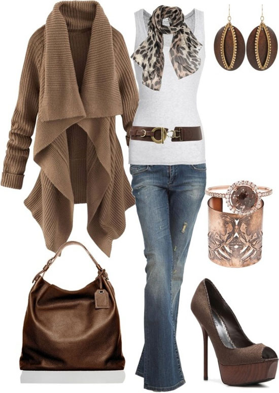 Cute Casual Winter Outfits For Women