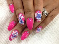 Nail Art Designs 2014 Ideas Images Tutorial Step by Step ...