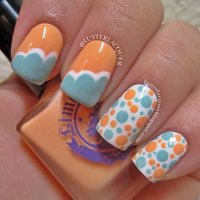 15 Cool & Easy Summer Nail Designs & Ideas For Girls 2013 ...