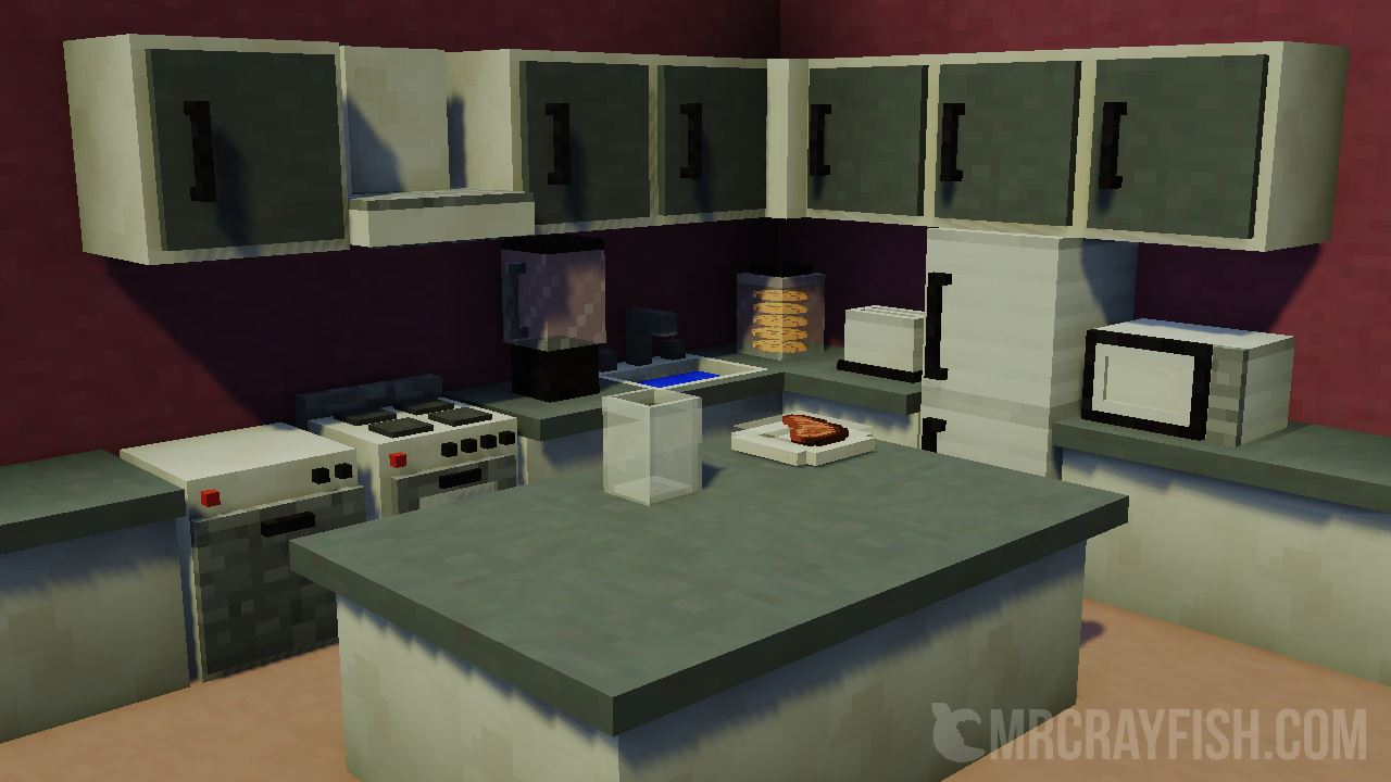 Minecraft Kitchen Mod 1.8 Minecraft Mondays: Must Have Mod Packs | Girls On Games