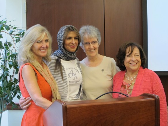 HRH Princess Basmah Bint Saud addresed the Working Group on Girls in September 2012