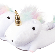 buy unicorn light up slippers