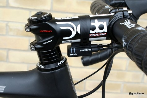 NeilPryde Alize/Nazare with Deda Zero100 stem and Di2 junction box