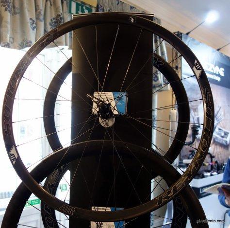 Reynolds ATR carbon gravel wheels