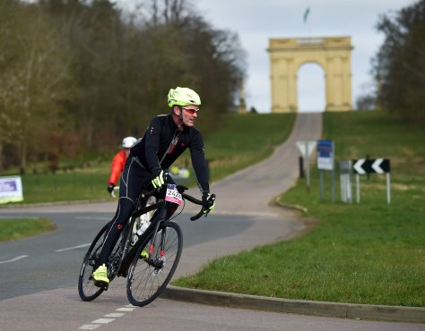In action on the Domane Disc 4.5