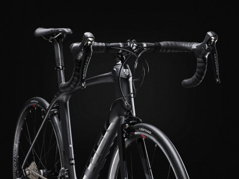 The Domane SLR now also features IsoSpeed at the front fork
