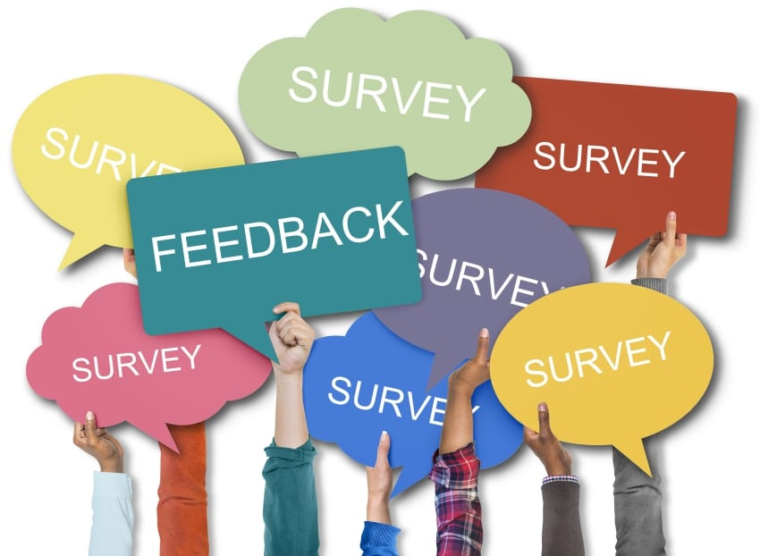 We Need Your Feedback; Take This Online Survey! GIS