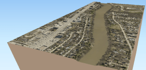 QGIS 3D Visualization