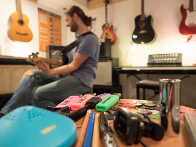 Gitarrenunterricht Markdorf Ravensburg