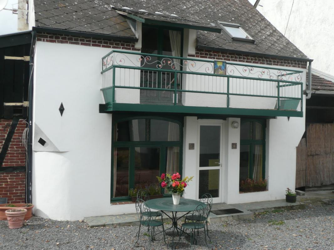 Kaminofen Caminos Montana Holiday Rental Cottage Bettrechies Nord North Pas De Calais