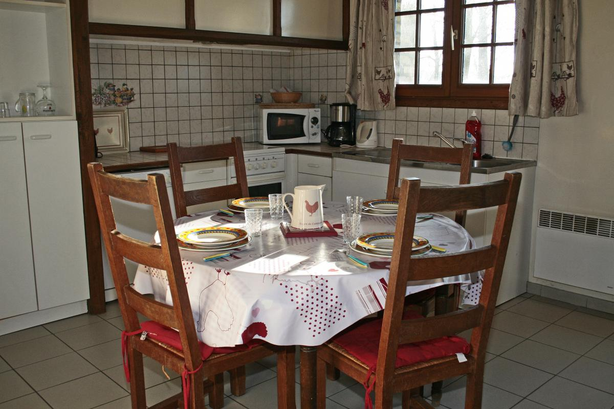 Praxis Vaatwasser Holiday Rental Cottage Brouckerque Nord North Pas De Calais