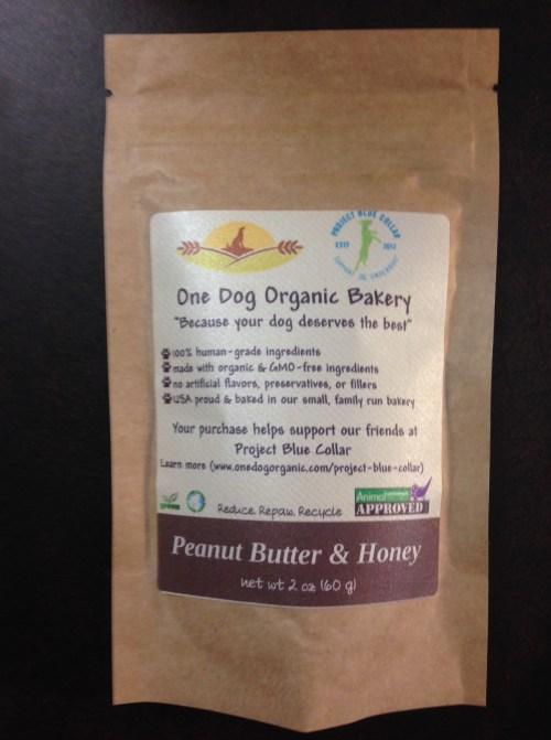 Medium Of Organic Dog Treats