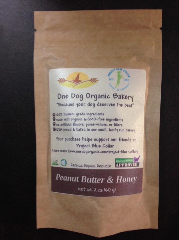 Large Of Organic Dog Treats