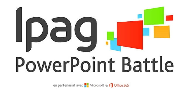 IPAG Powerpoint battle innovation competition