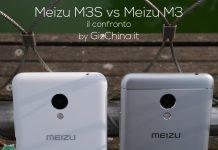 Meizu M3S vs M3