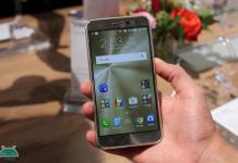 ASUS zenfone 3 delue hands on