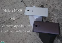 Meizu MX6 vs Vernee Apollo Lite