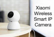 Xiaomi Wireless Smart IP Camera codice sconto gearbest 2