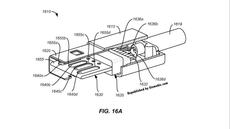 Apple's new lightning cable patent got full exposure, new