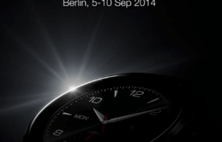 new LG G Watch R teaser