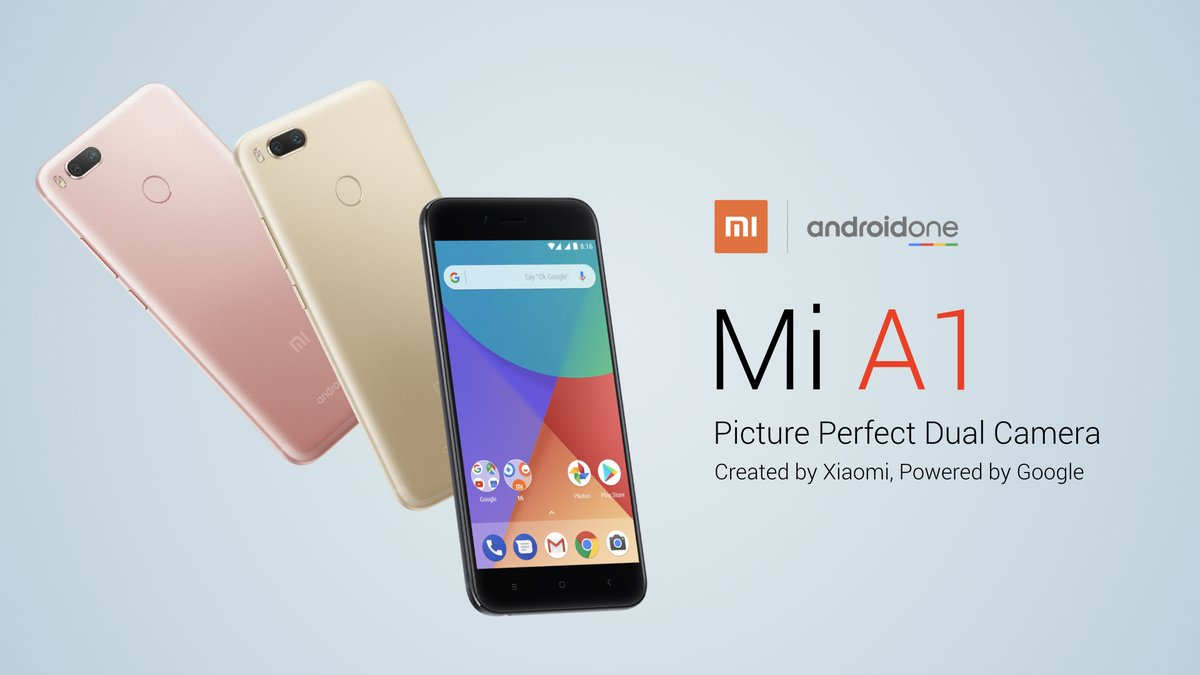 Xiaomi Mi A1 Android One S Xiaomi Mi A1 Now Available In Europe Gizmochina